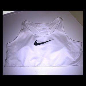 Nike logo sports bra Dry-fit XL
